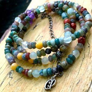 """Carolyn Pollack 32""""-36"""" Vintage Necklace"""